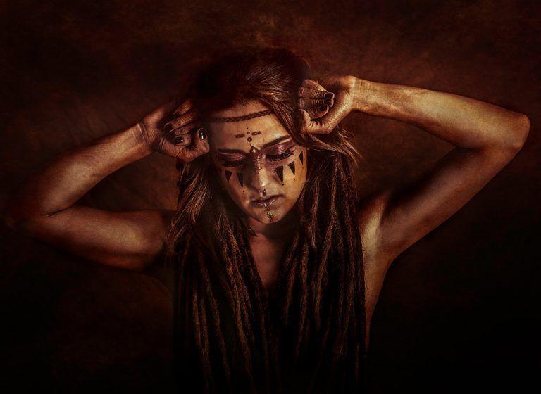 Fotos Estudio con inspiración tribal