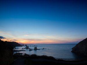 fotografía de la Playa del Silencio