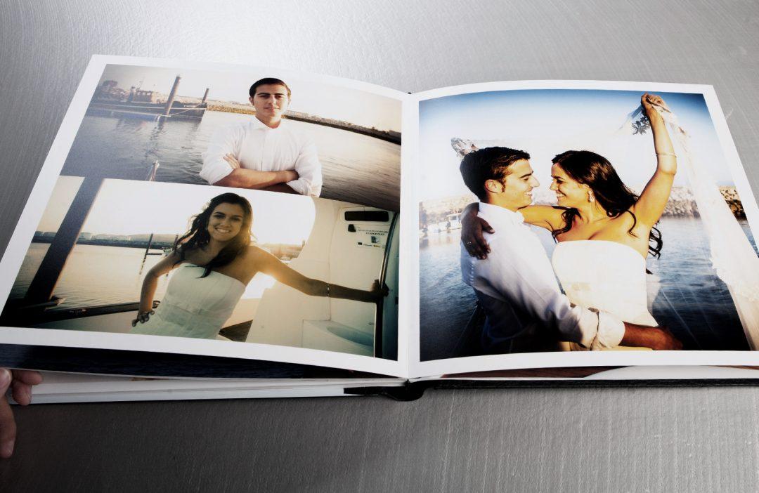 Álbum de boda de Laura y Paco