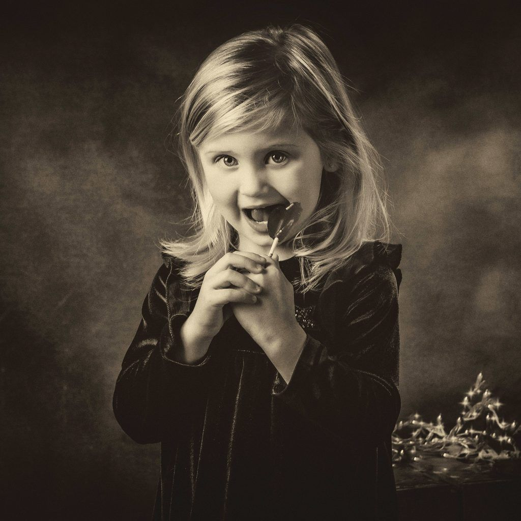 Fotos de niños, vega