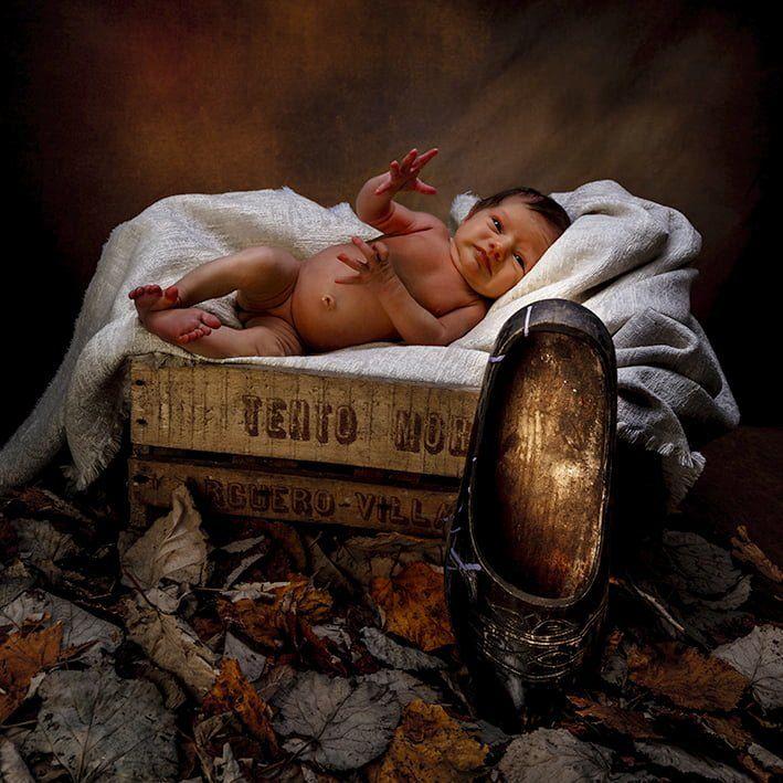 Fotos del embarazo de Inés