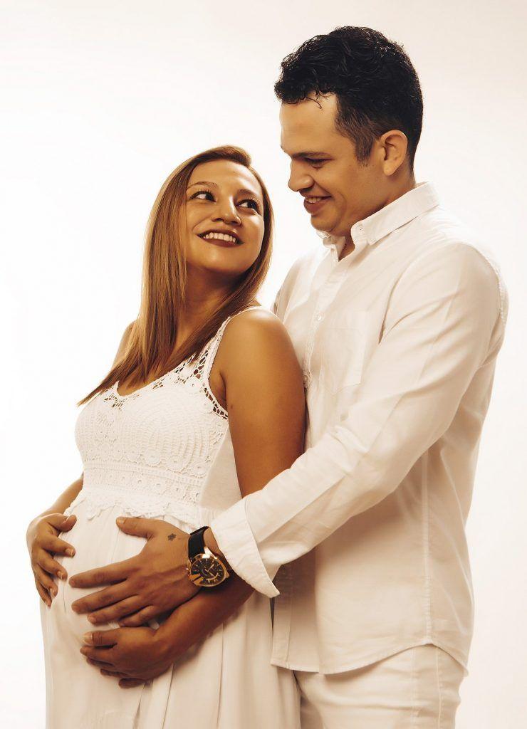 El embarazo de Jennifer y Juan Carlos