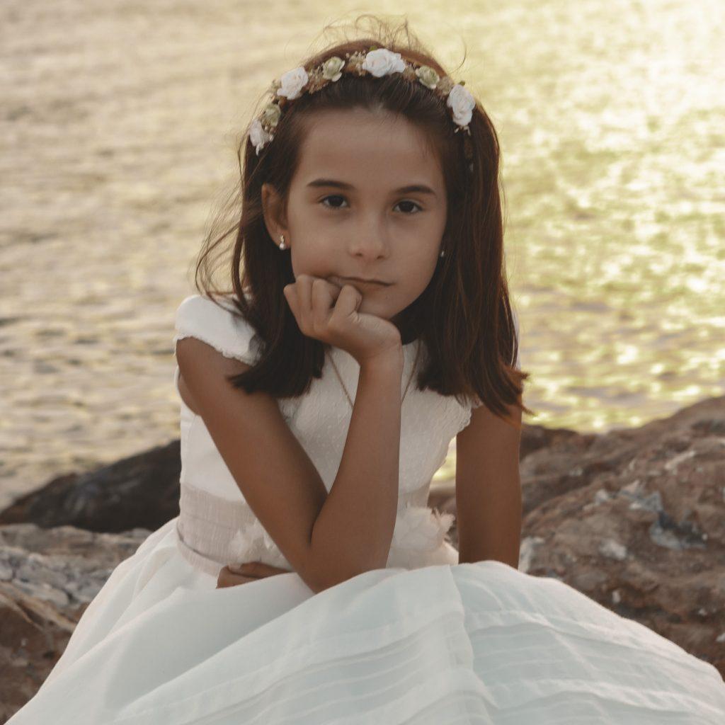 Fotografías de niños de comunión