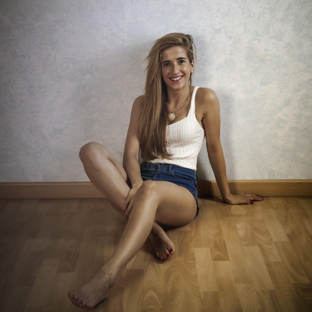 book de modelo @sheilarbiagv