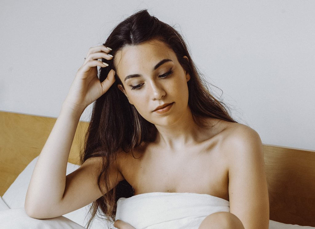sesión boudoir
