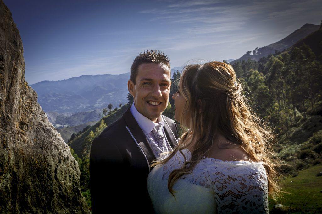 fotógrafo de boda en asturias Playa