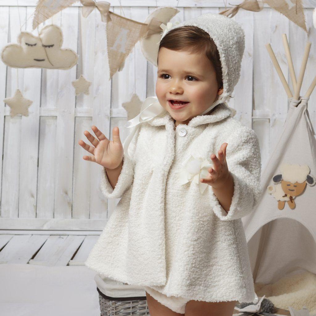 """Colección de moda infantil de """"Belen Costales """" Invierno 19-20"""