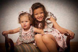 Fotos de Estudio de Deva y Carla