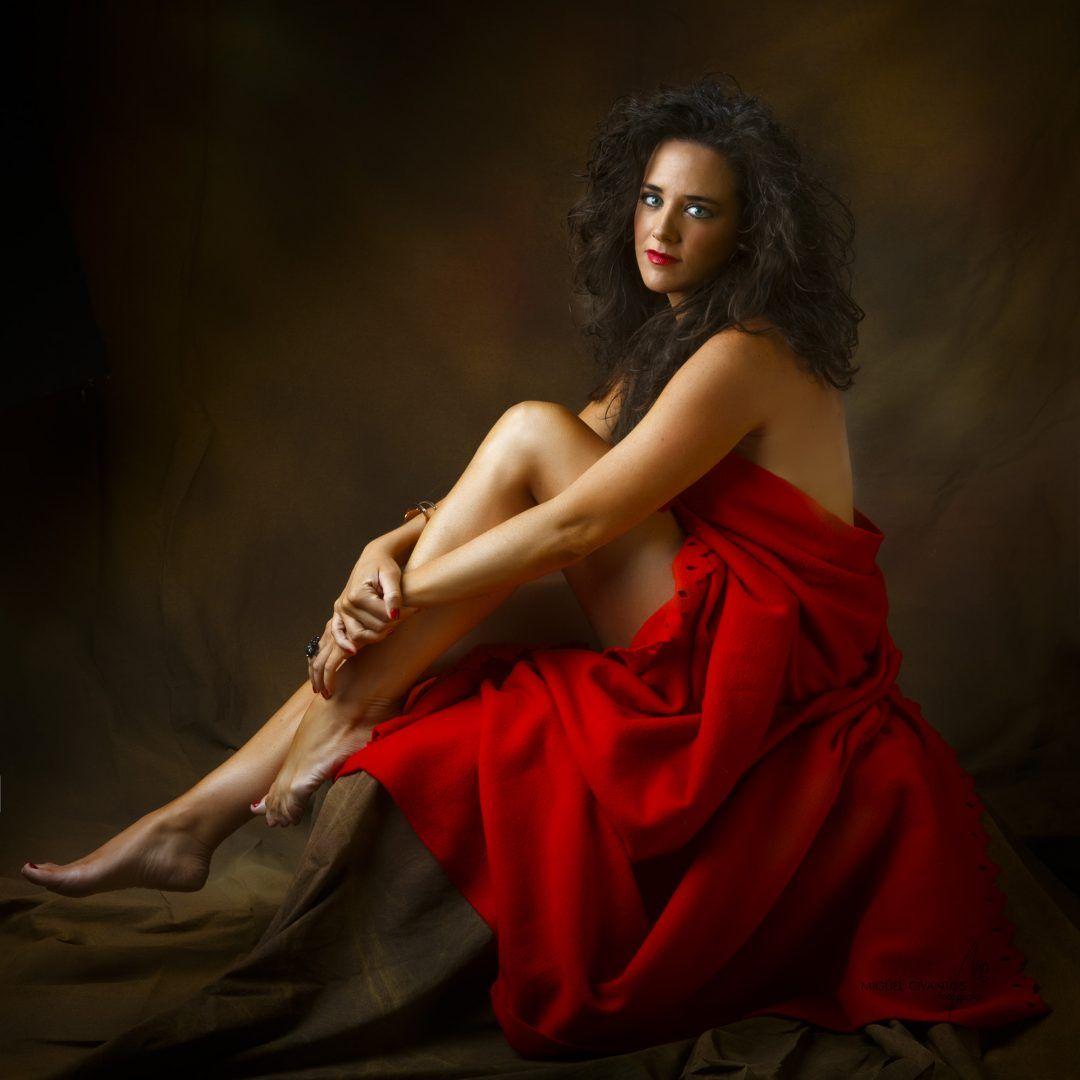 fotos boudoir en asturias