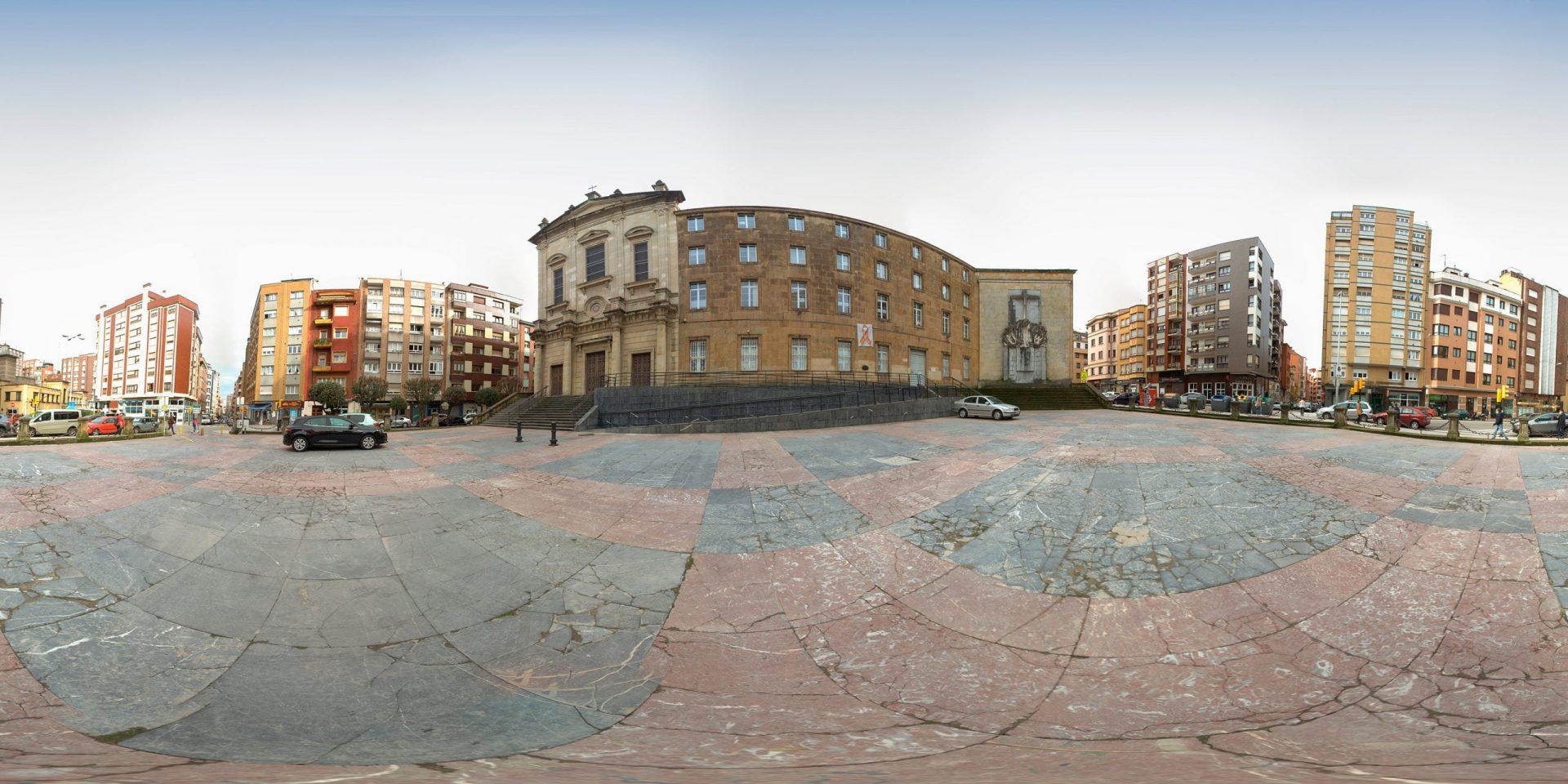 Colegio de la Inmaculada, Visita Virtual